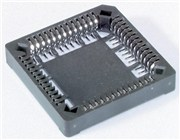 28 Pin Surface Mount PLCC Socket