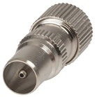 75 OHM METAL Line TV Plug