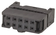 10 Way IDC Line Socket
