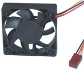 50mm 3 Wire 12V DC Ball Bearing Fan