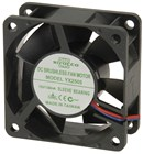 60mm 12VDC Cooling Fan