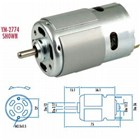 Standard (High Power) D.C. Motors 11000 RPM