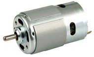 Standard (High Power) D.C. Motors 10200 RPM