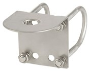 Right Angle Bull Bar Bracket Stainless