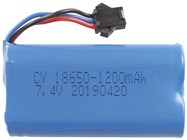 Spare Li-Po Battery to suit GT4262 1:12 R/C Rock Crawler