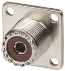 UHF SO239 PANEL Socket SQUARE MOUNT
