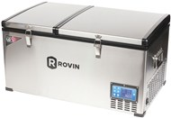 80L Rovin Portable Dual Zone Fridge / Freezer