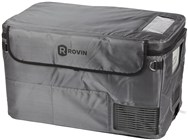 Grey Insulated Cover for 25L Rovin Portable Fridge Freezer