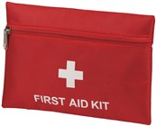 18 Piece First Aid Kit