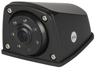 1080p External Waterproof IP69 Wedge Vehicle Camera with IR Illumination and 120deg Viewing Angle
