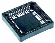 44 Pin Surface Mount PLCC Socket